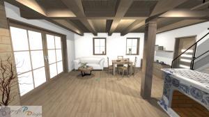 Návrh interiéru - PROFI DIZAJN