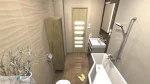 Návrh kúpeľne - PROFI DIZAJN